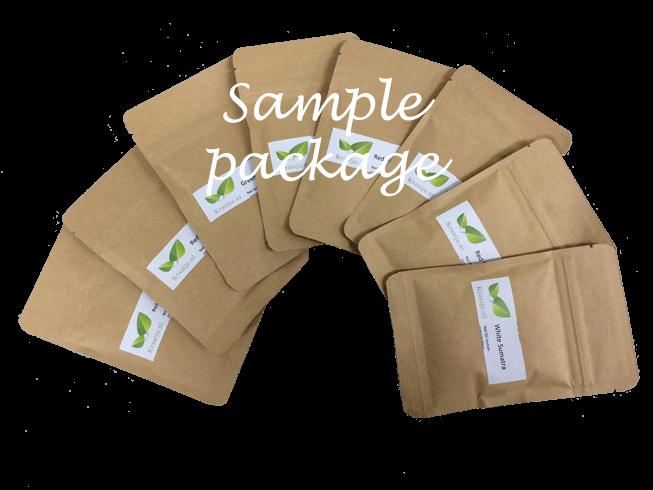 Sample Package I, 160 Gram